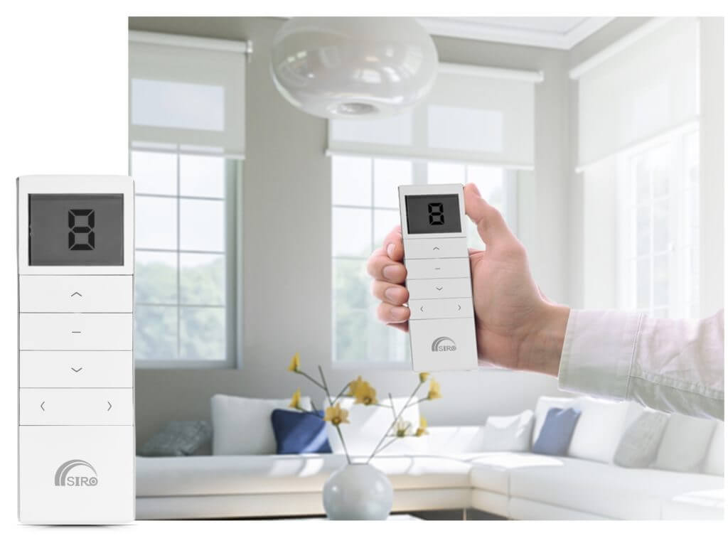 rollos elektrisch nachr sten kosteng nstig einfach siro. Black Bedroom Furniture Sets. Home Design Ideas